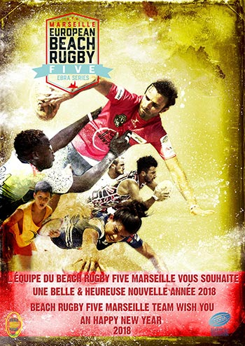 voeux beach rugby five marseille 2018