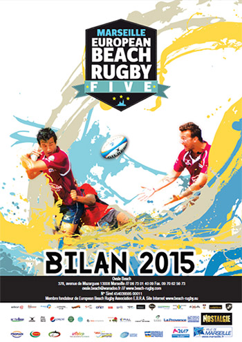 beach rugby five tour 2015 Marseille