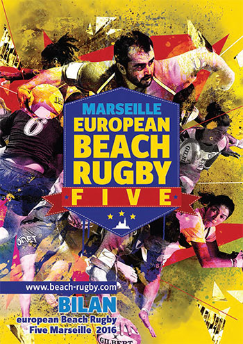 beach rugby five tour 2016 Marseille